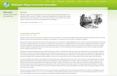 Wallington Village Community Association